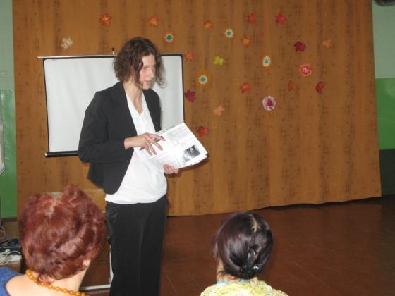 Sociālais pedagogs Inga Ābola- Martukāne