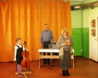 Dobeles mūzikas skolas koncerts