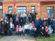 Project Meeting in Bērzupe from the 12th October to the 16th October in 2015