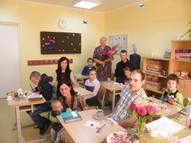 Skolotāja Inta ar C4., C5.klasi un vecākiem.