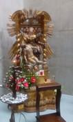 Jaunās Foligno baznīcas altāris