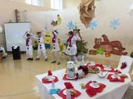 Sniegavīru deja. C4./C5. klase