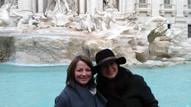 Trevi strūklaka ir pati slavenākā un skaistākā strūklaka visā Romā